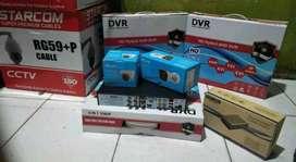 Kamera CCTV area depok Plus Pasang Harga Paket Termurah **
