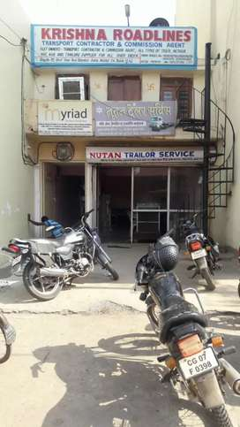 Shop for rent on first floor in power House bus stand