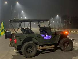 Will jeep passing till 2023 , fully modified good condition