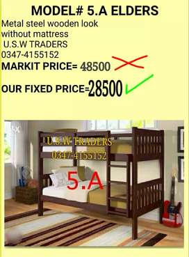 Long lasting kids,elders bunk beds bunker