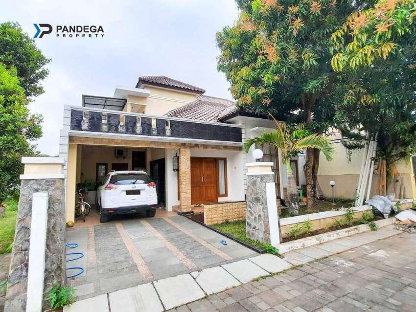 Rumah Strategis Dekat Pusat Kota, JCM di Jl. Kebon Agung Kawasan Aman 0
