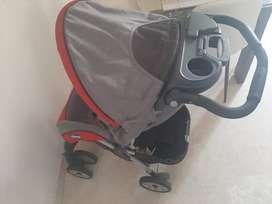 Chicco Cortina Baby Pram
