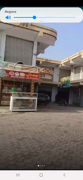 30 shops are available in Jawad Market on Bara Road Pishtahara