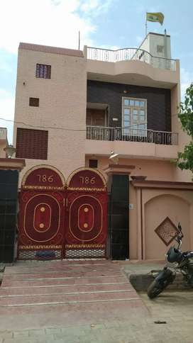 2 floor house for sell urgent