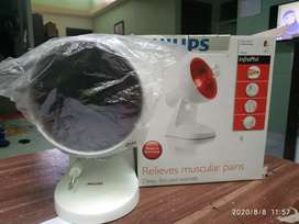 Philips relieve muscular. Sinar infra red untuk terapi
