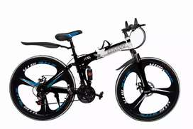 New 21gear foldable cycle in all color