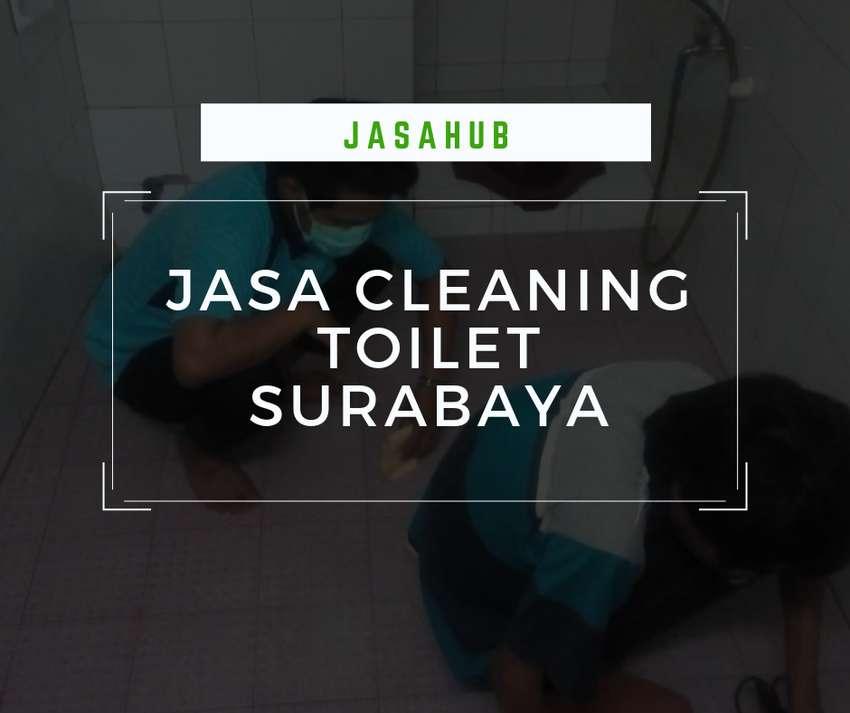 Jasa Cleaning Toilet Surabaya 0