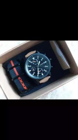 Jam tangan murah / jam tangan eiger / eiger / jam analog