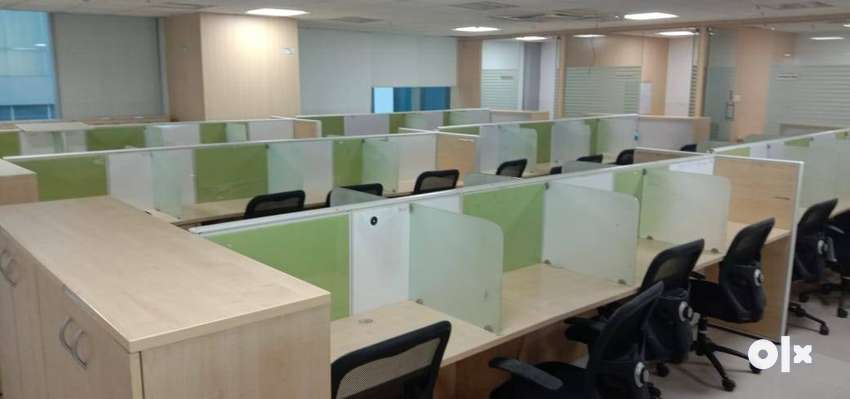 60 seaters Furnished office on rent in mahape, navi mumbai