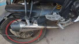 Exhaust with db killer