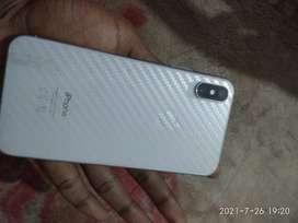 I PHONE X (64GB) (BATTERY 80%)