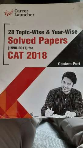 CAT 28 yrs papers