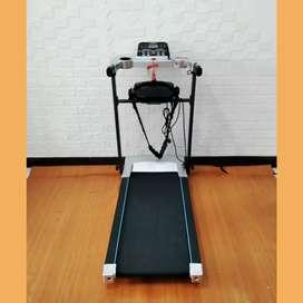 Alat Fitnes Murah Treadmil lari elektrik Ugym