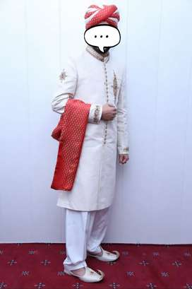 Sherwani for 6 FEET boy !!