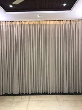 Beautiful Curtains from D'decor - 5 room set