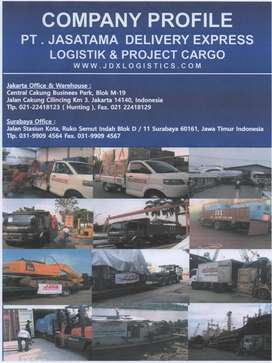 Lowongan Marketing PT. JDX Logistik