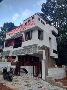 Near Parottukonam Kesavadasapuram Pattom post 65lakh  .3BD