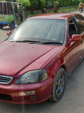Civic EK EXI 1.5 PROSMATIC AUTO