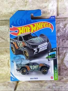 Hot Wheels Baja Truck HotWheels