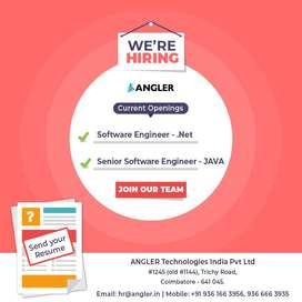 Senior Software Engineer – JAVA