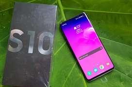 Samsung Galaxy S10 RAM 8GB  / 128GB - 8 GB 128 GB
