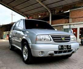 grand ESCUDO XL-7 nik 2003 Matic AT.pajak baru.N.no fav.3 baris