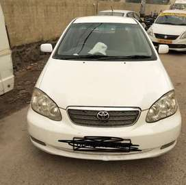 Toyota Corolla 2007 CNG & Hybrids Good Condition