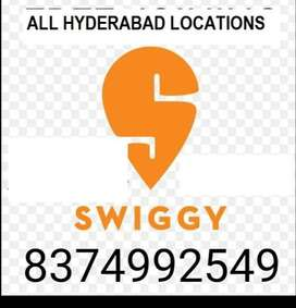 EARN INCOME FROM FOOD DELIVERY JOB IN SWIGGY/JOINING BONUS AVAILABLE