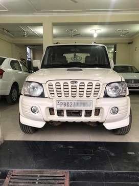 Mahindra Scorpio SLE BS-IV, 2007, Diesel