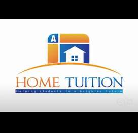 Class prep to 8 home tuition