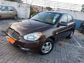 Hyundai Verna XXi ABS, 2007, Petrol