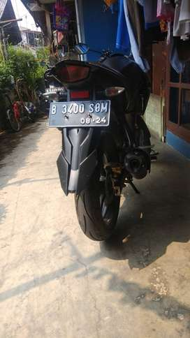Yamaha New Vixion 2014 nego sampai jadi