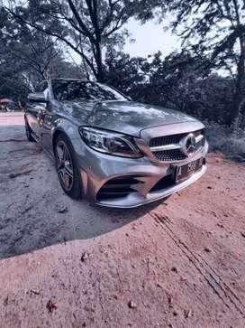 Mercedes benz c300 AMG