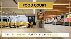 Food court Shop for sale at Bahria town Rawalpindi