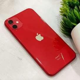 iPhone 11 64Gb Red iBox