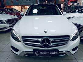 Mercedes-Benz GLC Class 220d Celebration Edition, 2018, Diesel