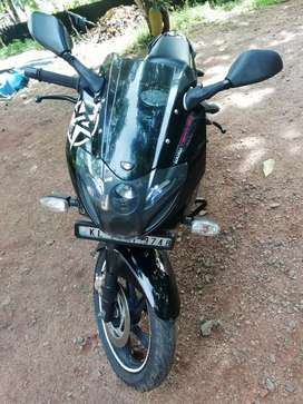 Pulsar 220 New branded tyres new chain and socket super condition bike