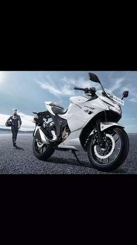 Suzuki Gixxer sf 250 cc 2019