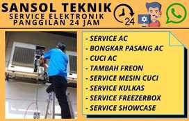 Service AC KULKAS Servis Mesin Cuci Freezer Krian Sidoarjo