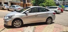 Hyundai Verna  Petrol 73000 Km Driven