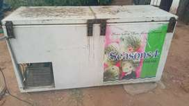 Volta's ice-cream fridge for sale