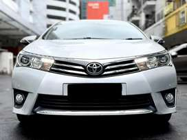 (READY) Toyota Altis 1.8 V AT 2014 Low KM stnk Perorangan