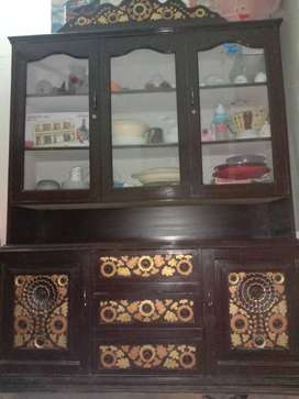 Furniture Show Case New Condition