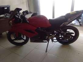 Kawasaki ninja 150 RR 2012