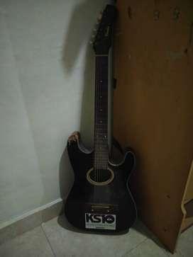 Gitar tender, kondisi lecet 50%