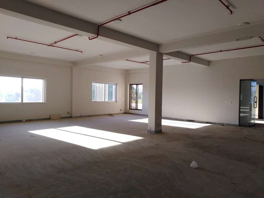 i-8 Markaz office space 3000 sq ft for rent ideal location 0