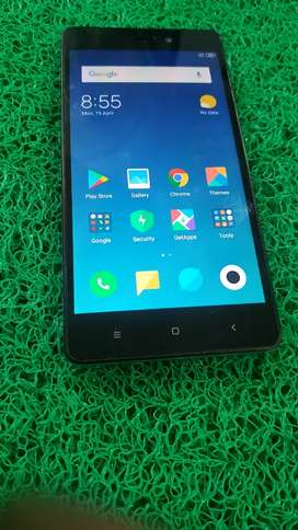 Redmi 3s prime,  3/32gb, finger frint available