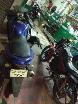 Yamaha R 15 , second owner