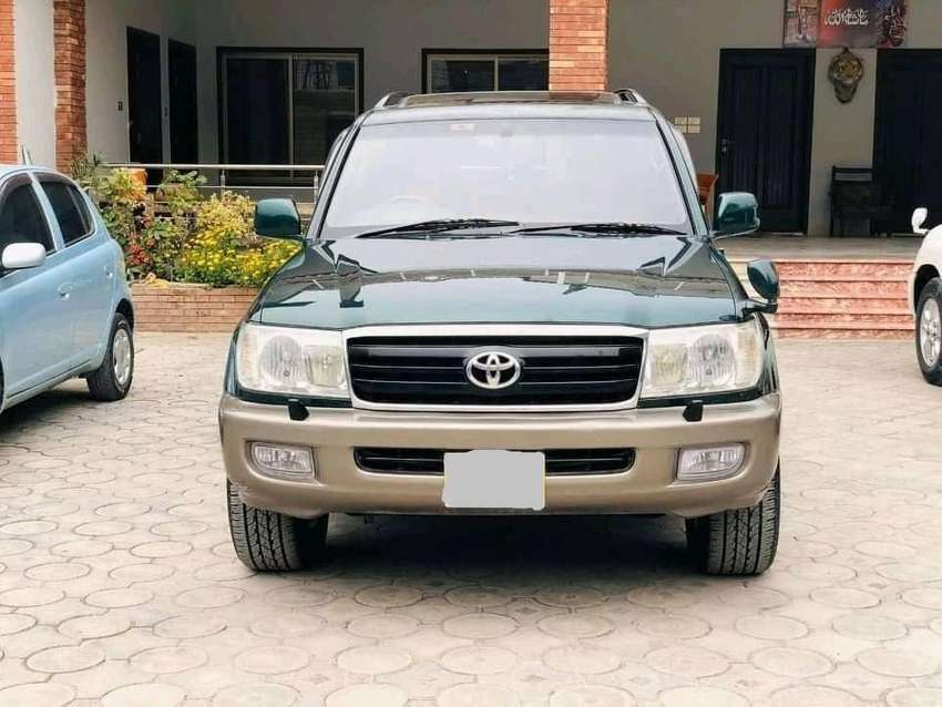 TOYOTA PRADO IN GOOD CONDITION FOR SALE ON EASY INSTALLMENTS 0