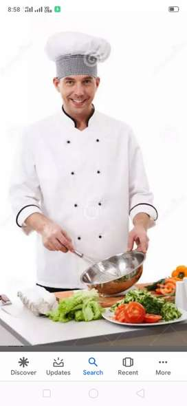 WE WANT A COOK FOR DHABA CUM RESTURENT